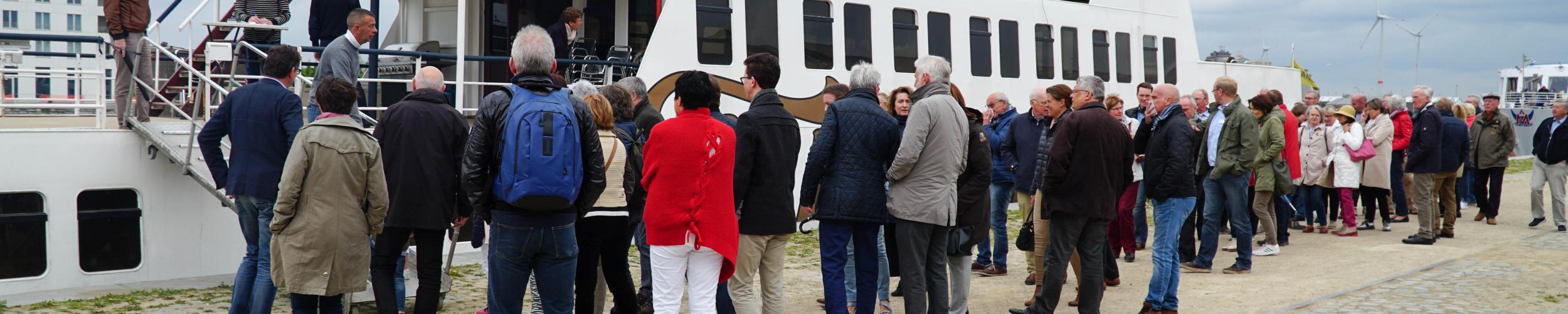 Rotary Club Dorsten op bezoek