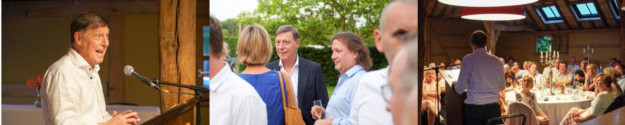 Rotary Geel ontvangt ..... Jef Vermassen
