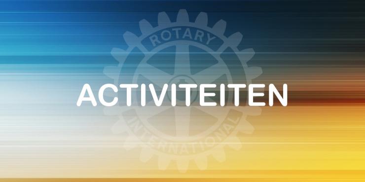 Activiteiten Rotary Geel